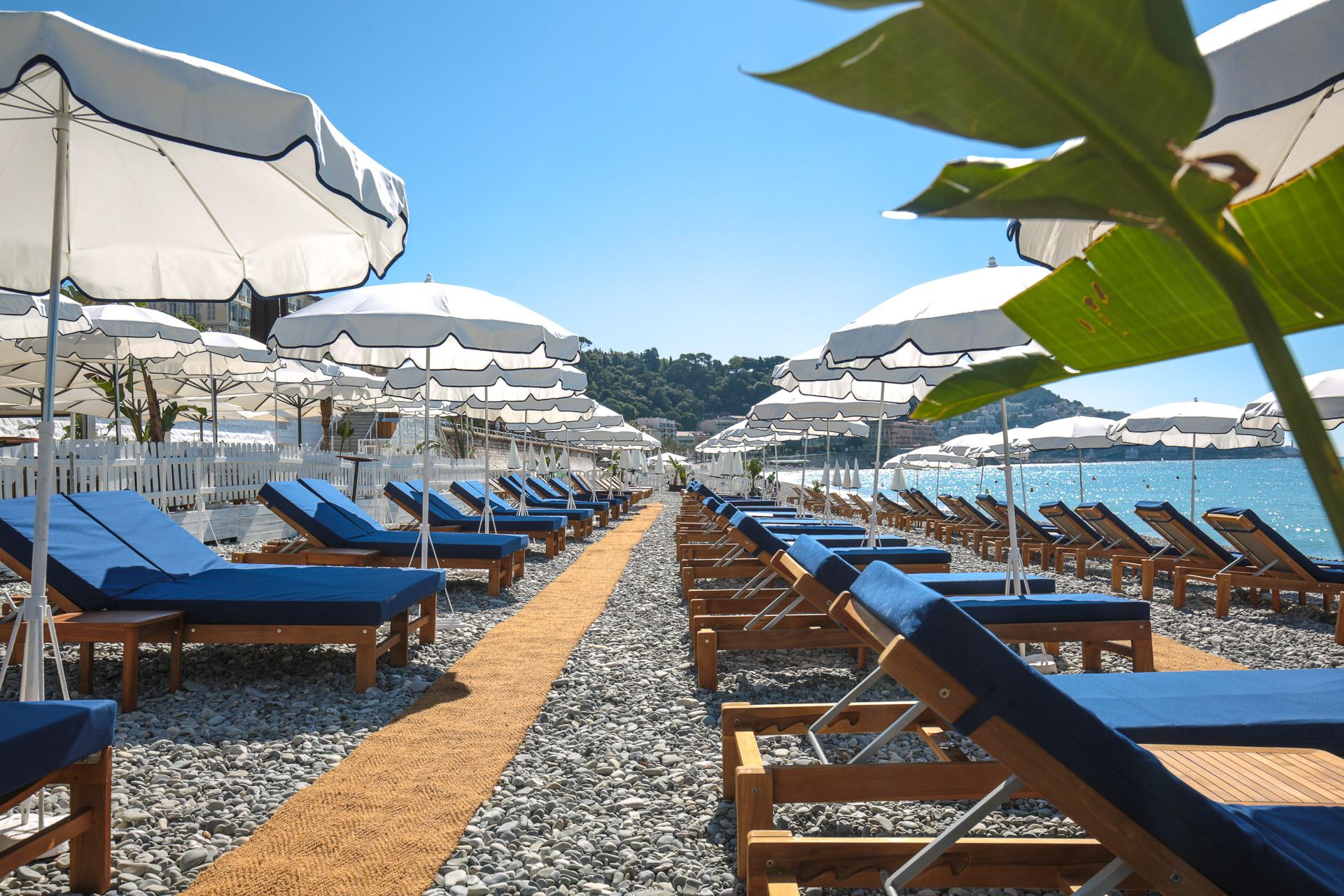 Matelas Premium sur la plage