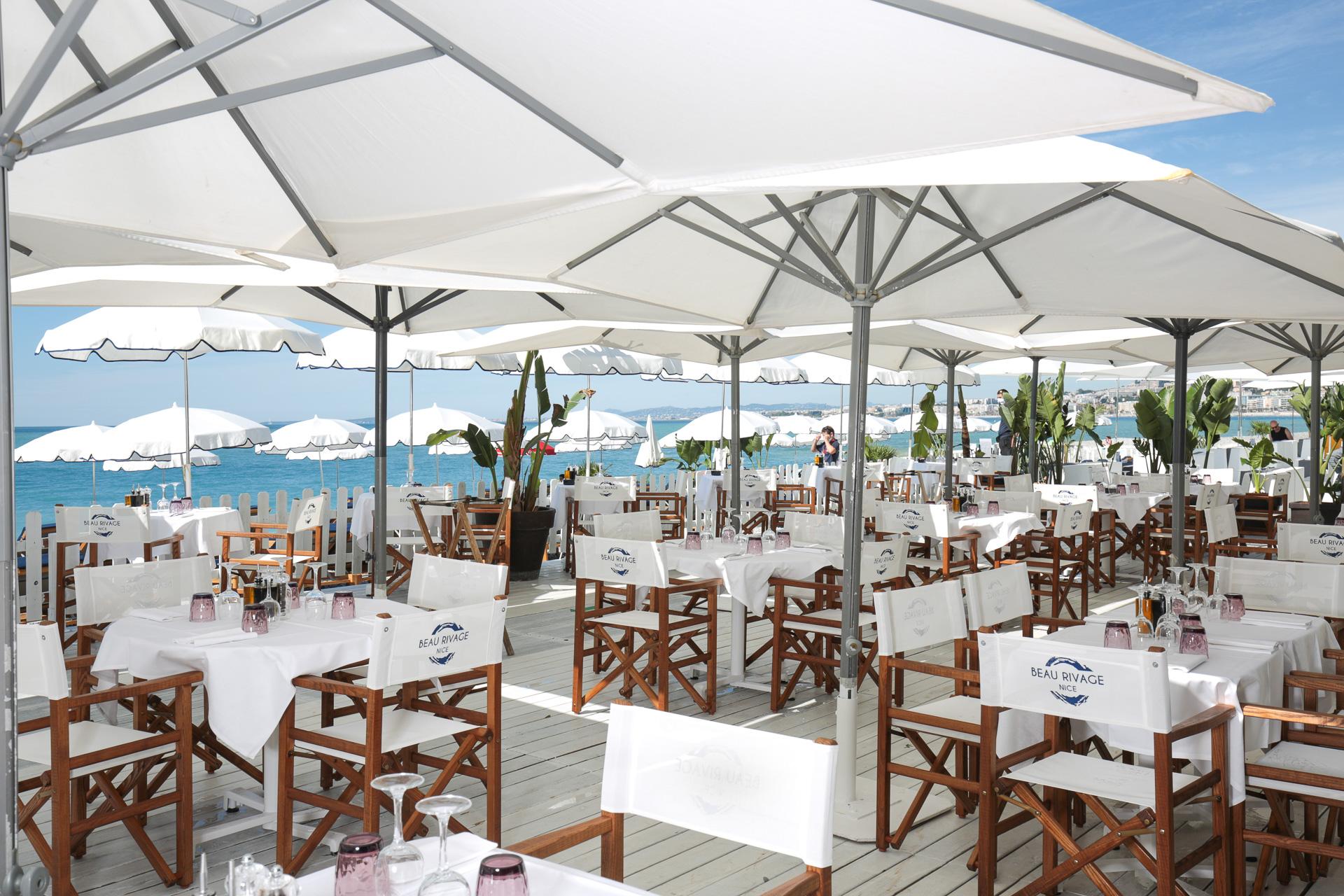 Restaurant Plage Beau Rivage