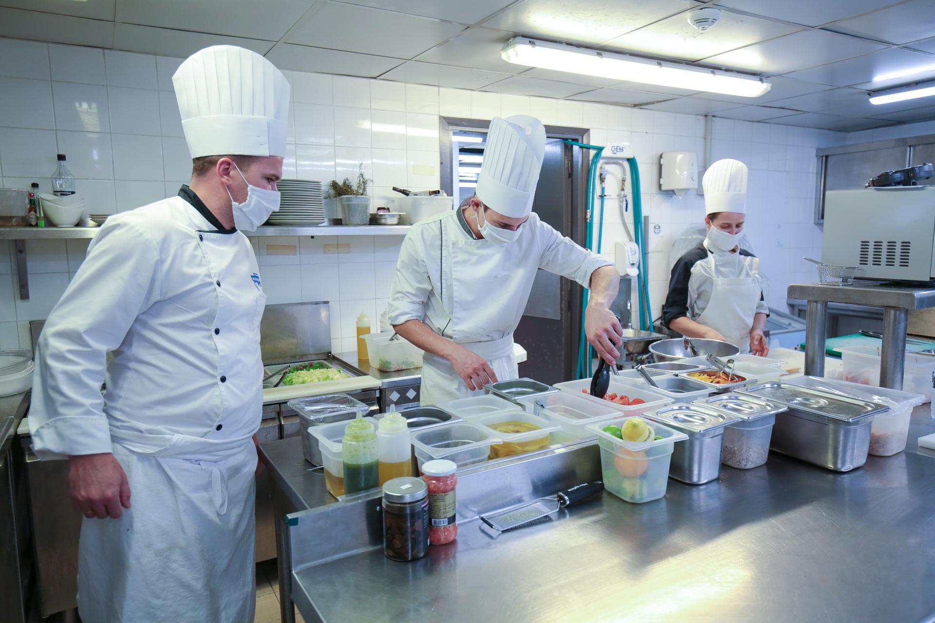 Respect des règles d'hygiène en cuisine