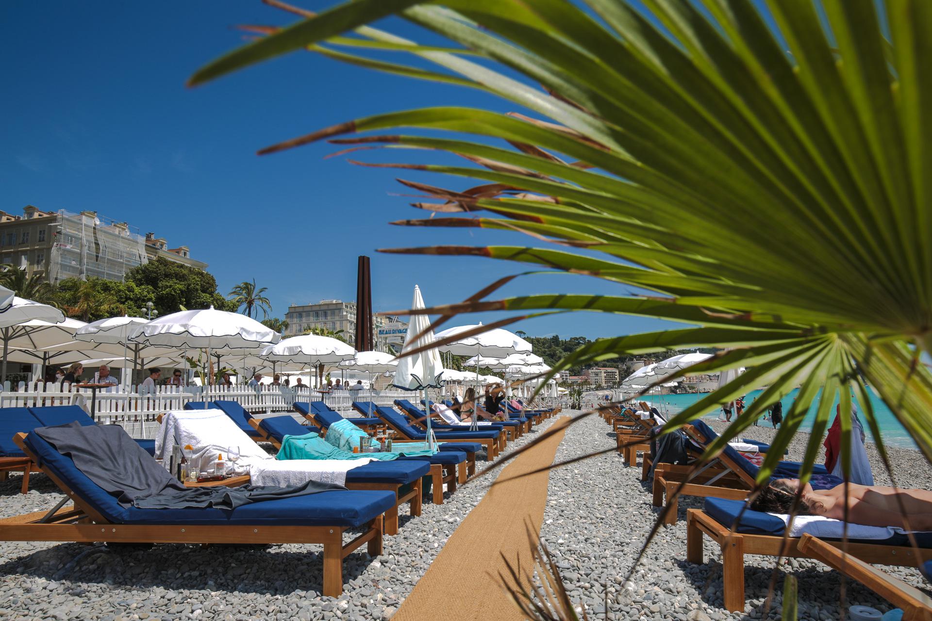 Journée détente à Nice
