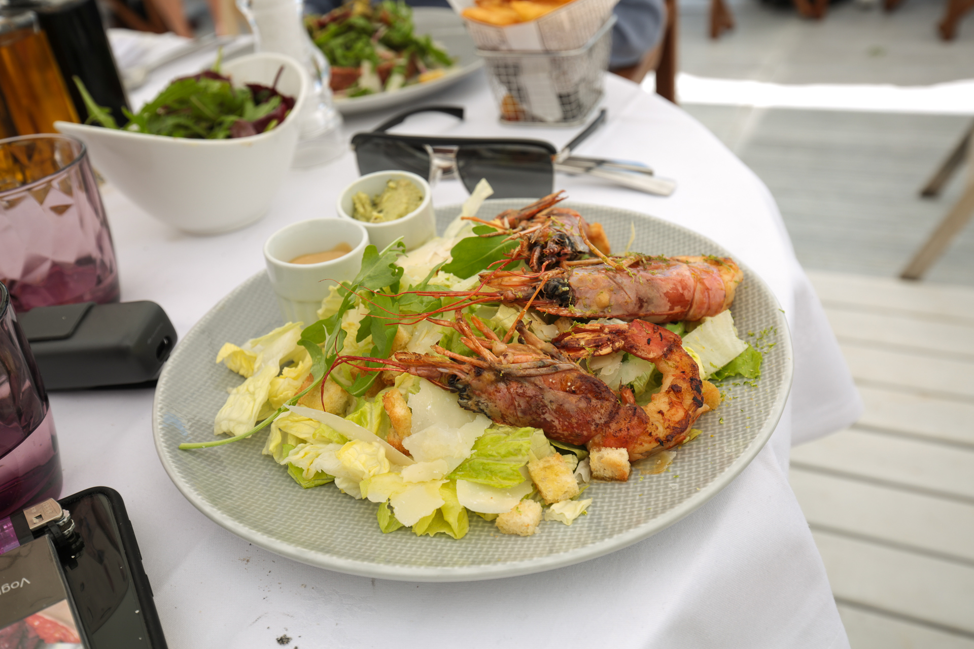 La Méditerranée dans votre assiette